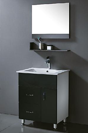 Szafka stojąca MY7116 w komplecie z umywalką ceramiczną